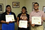 1st HJB Scholarship Recipients2